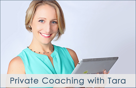 Private Coaching with Tara